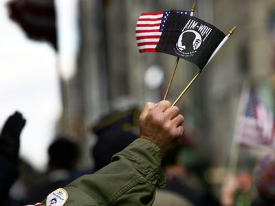 New York's 87th Veterans Day Parade Honors WWII Veterans