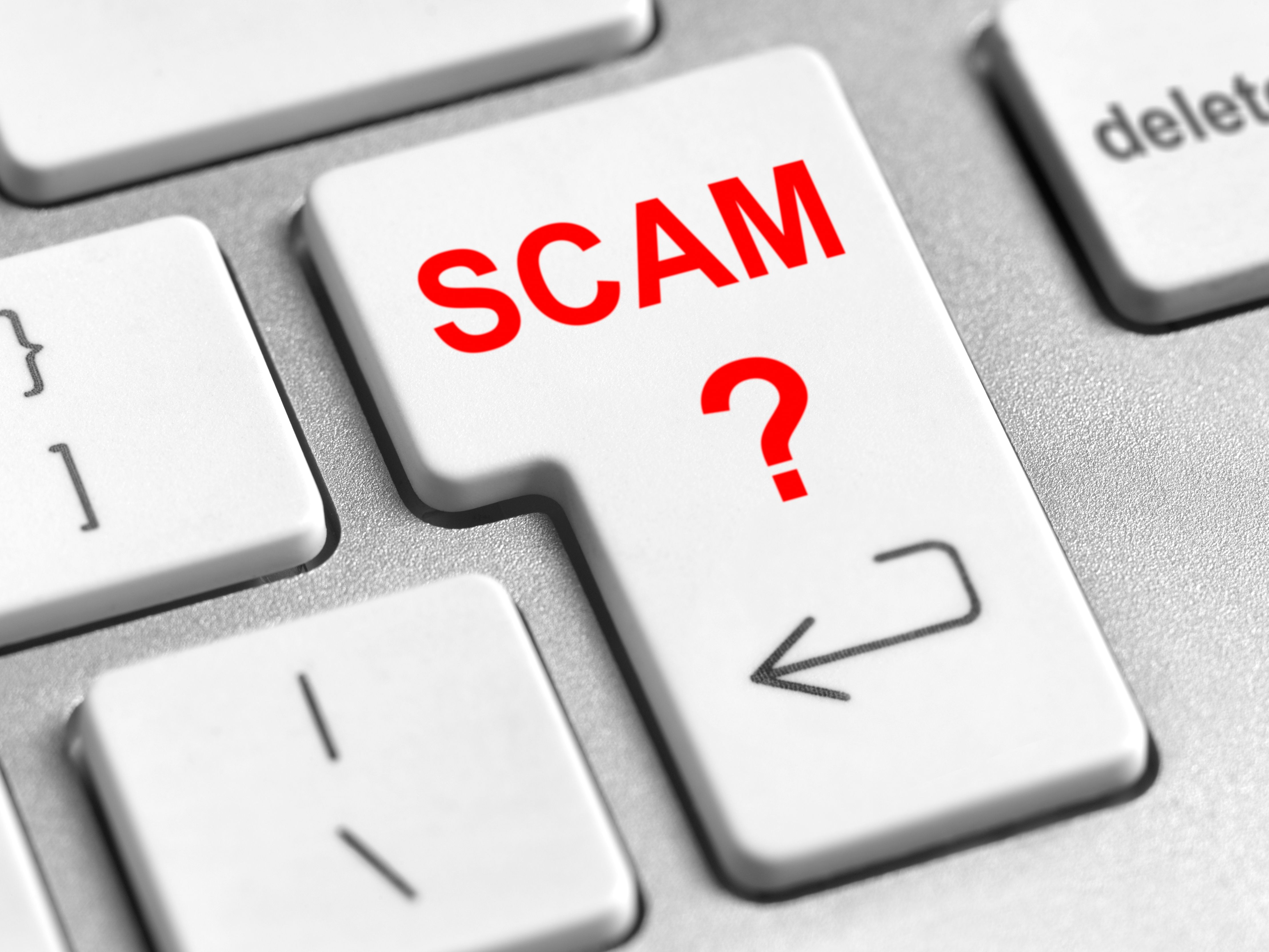 Avoiding Job and Work at Home Scams