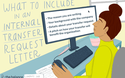 How to Write a Job Transfer Request With an Example