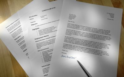 create an attractive cover letter with these free templates