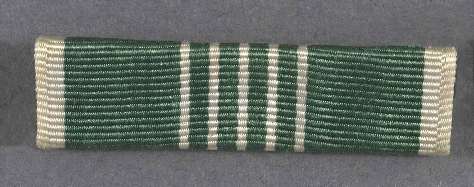 Army Commendation Medal's ribbon