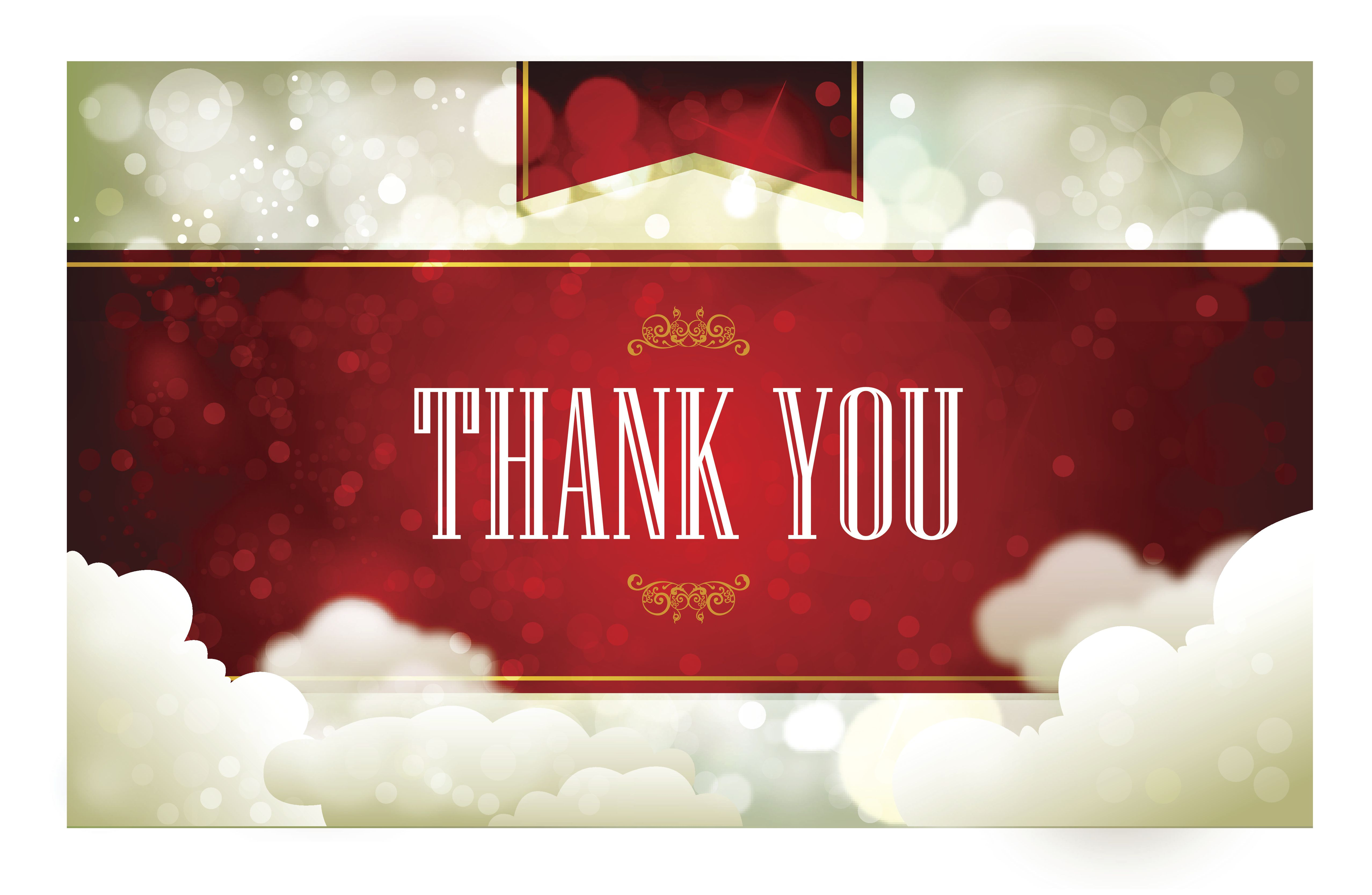 Business Thank You Letter Example And Writing Tips