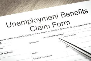 unemployment benefits form