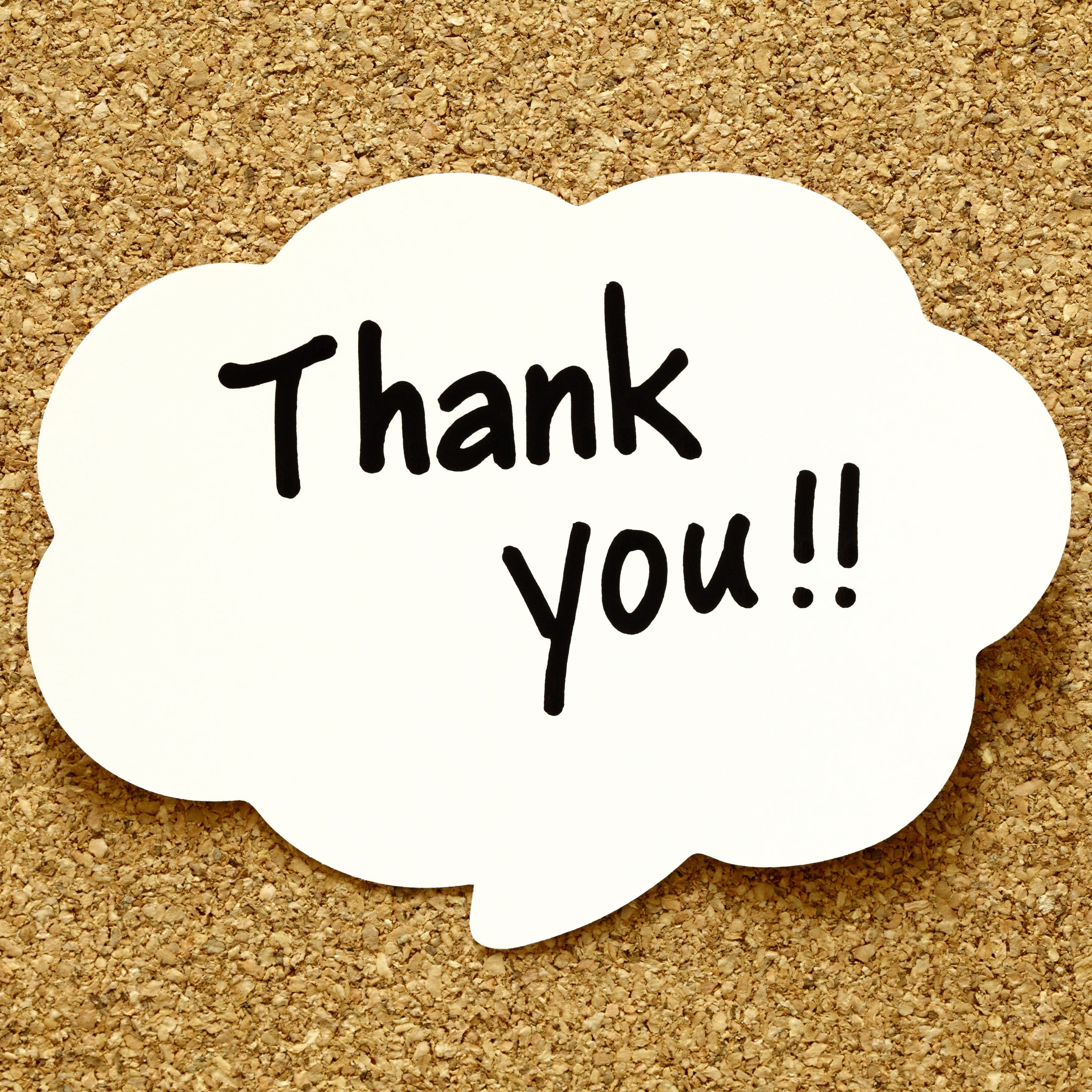 Image result for thank you""