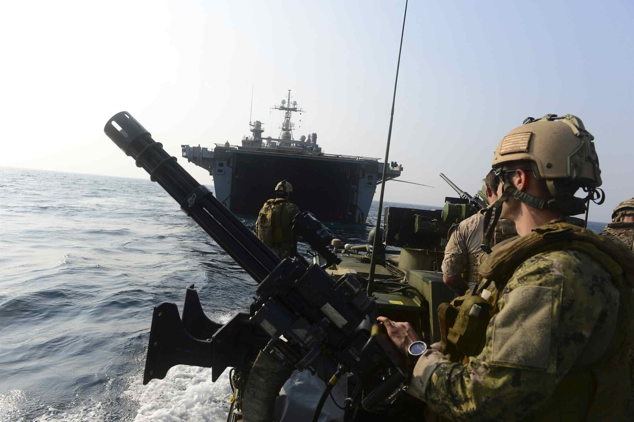 Naval operations