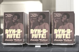 Dyn-O-Mite - actor Jimmie Walker's memoir.