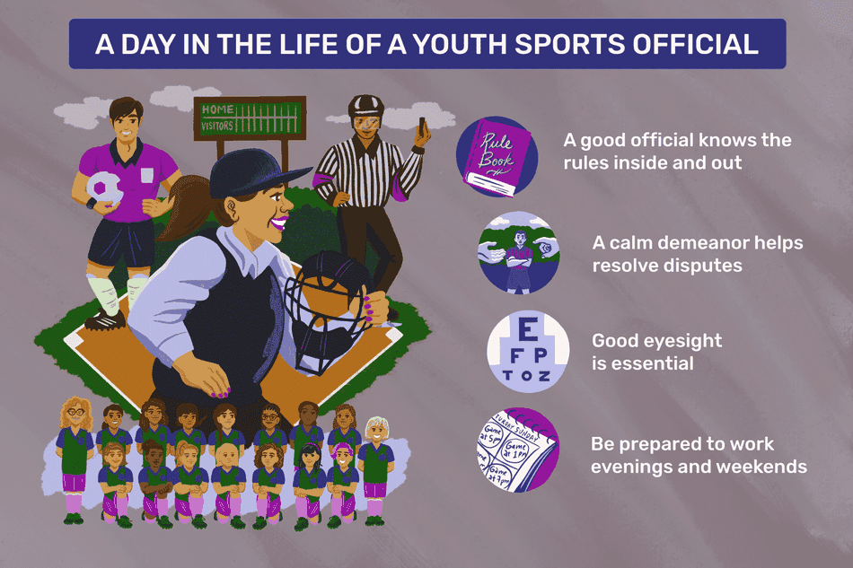 Youth Sports Official/Umpire