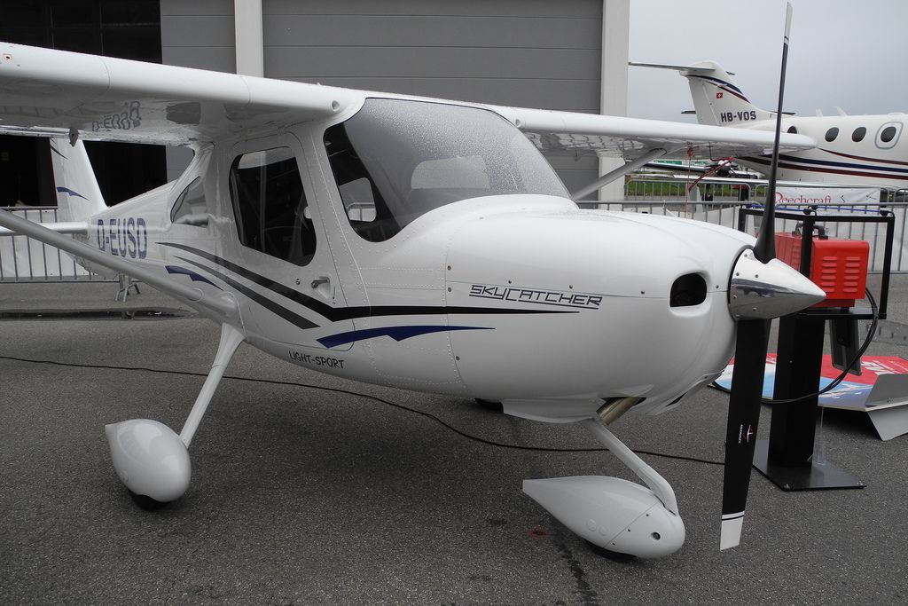 Learn About Light Sport Aircraft: S-LSA, E-LSA, and E-AB