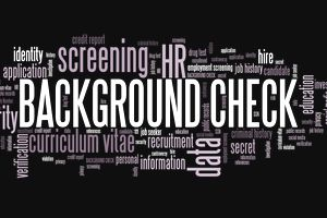 background checks for employment