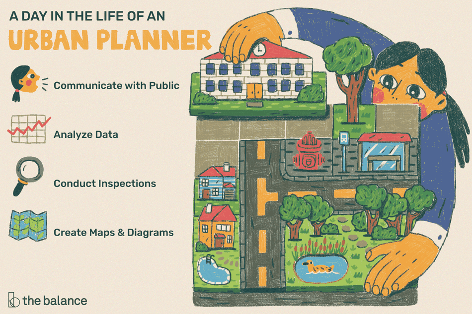 a day in the life of an urban planner