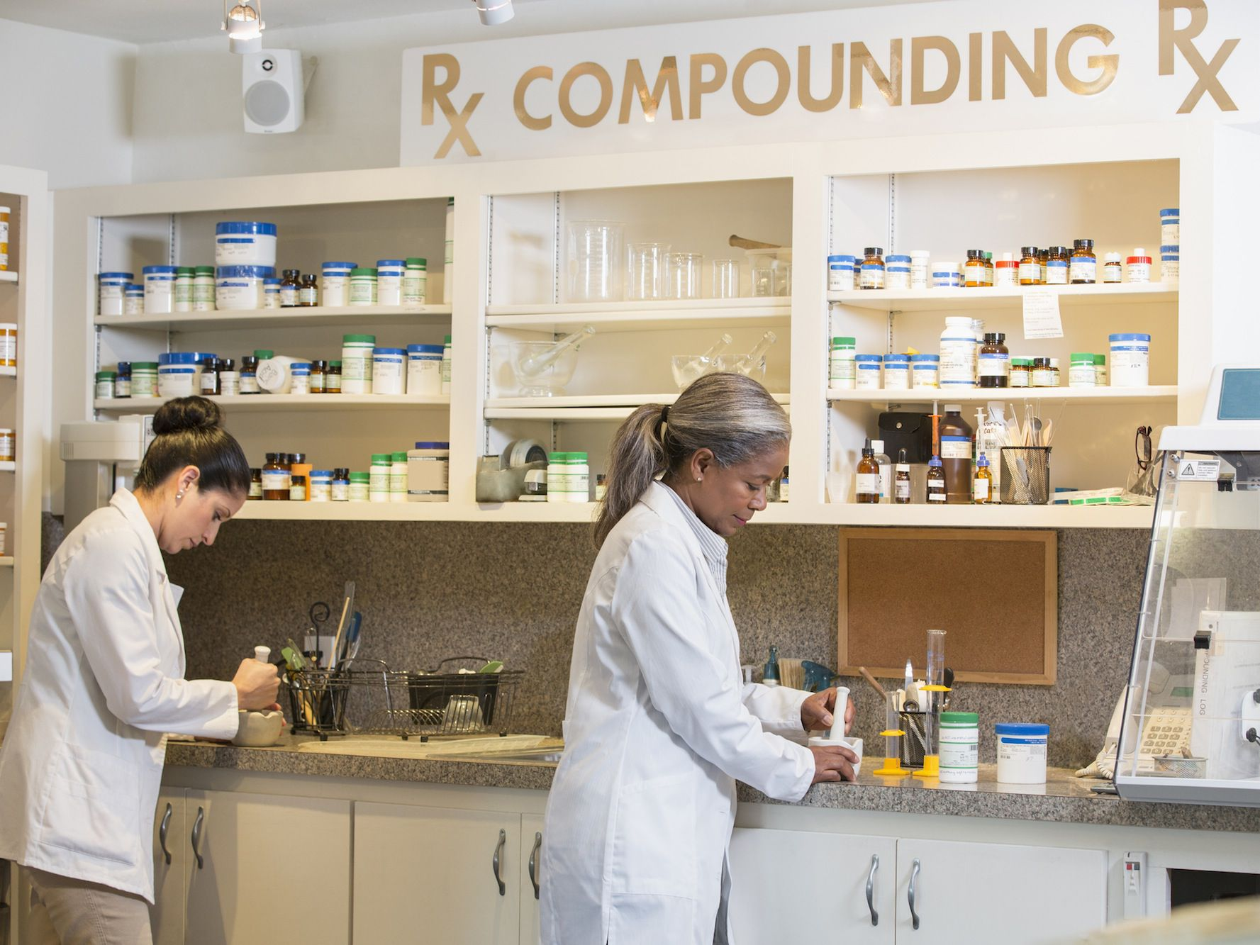 Fort Worth Pharmacy can fill your prescription or provide custom compounding formulations to your choice.