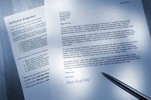 cover letter with job ad - 172863507.jpg