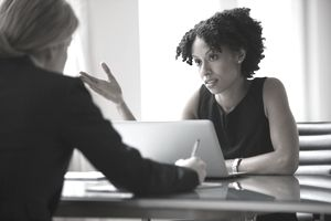 The manager can use these tips to immediately improve performance appraisals.