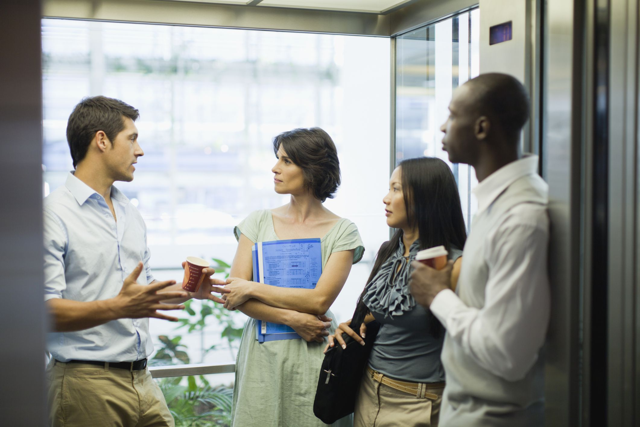 When and How to Use an Elevator Pitch