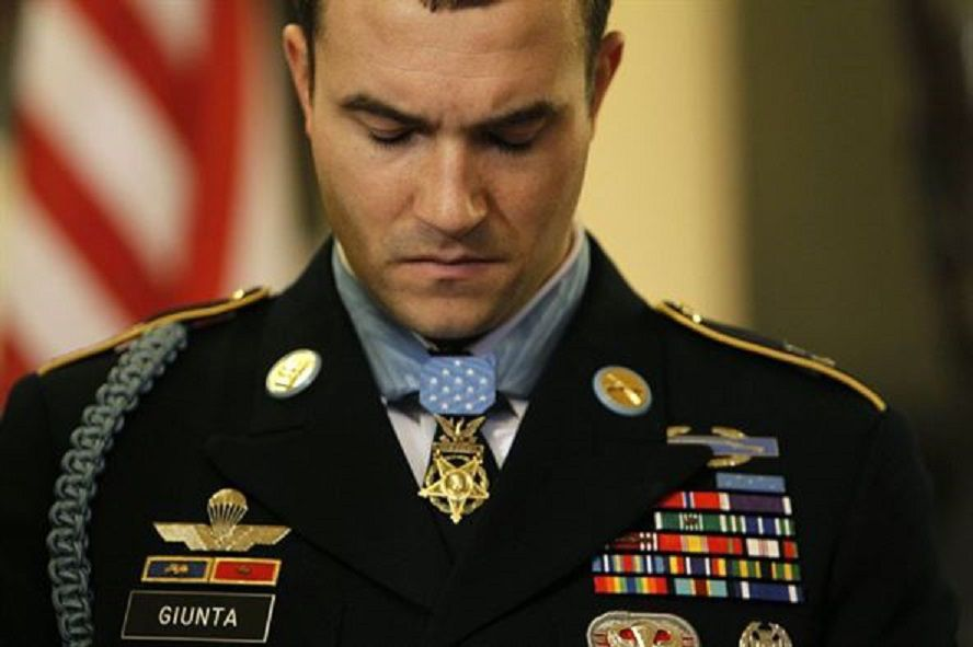 Medal of Honor Award Descriptions and History