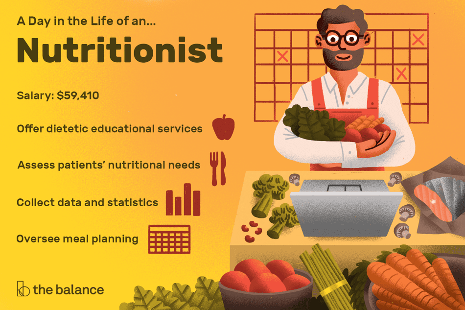 Nutritionist and Dietitian Job