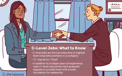 What Do Job Titles Signify on the Organization Chart?