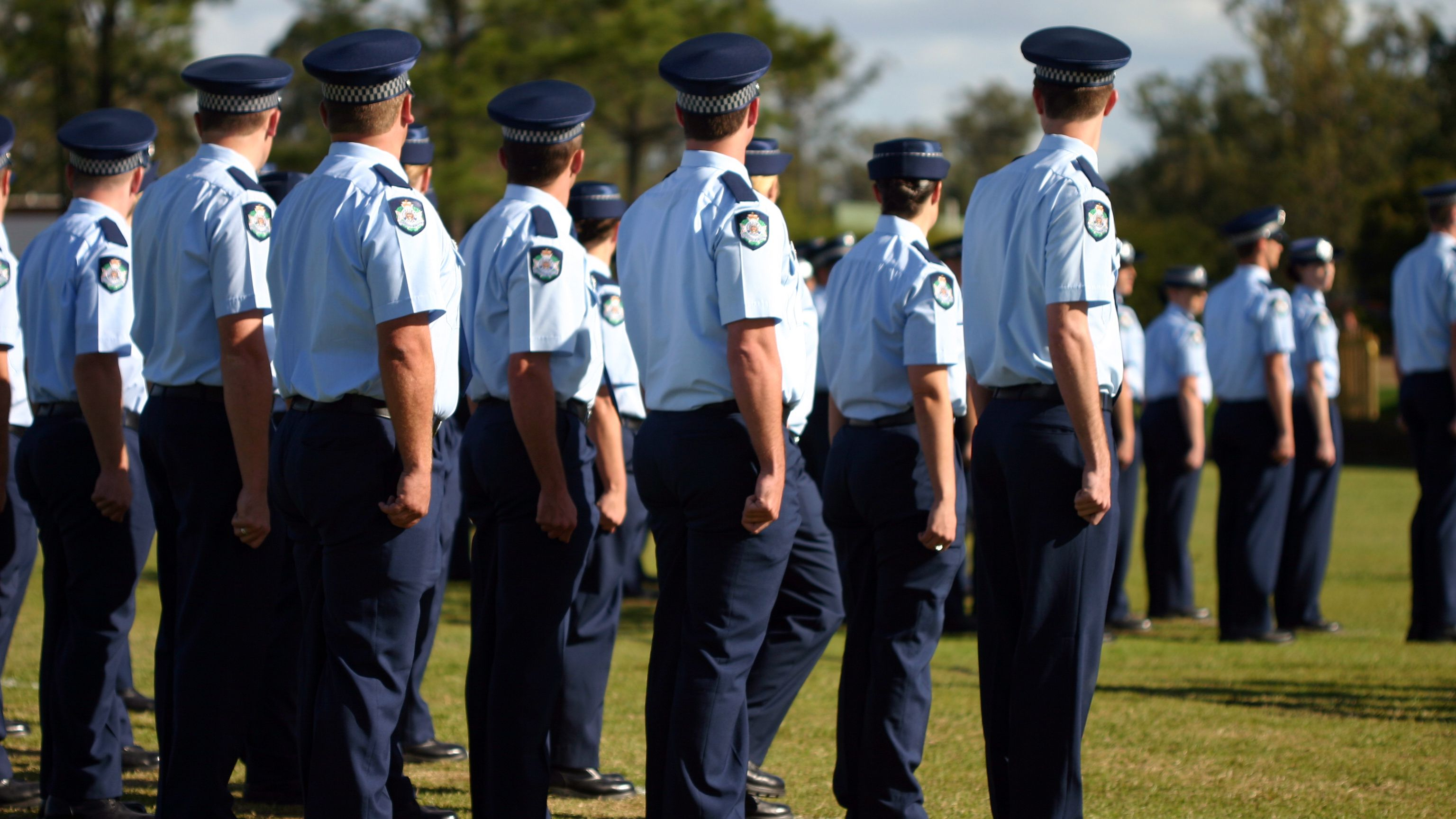 What to Expect on Your First Day at the Police Academy