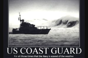 Military Jokes and Humor -- You Might Be a Coastie if: