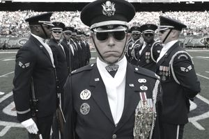 Air Force Honor Guard Drill Team