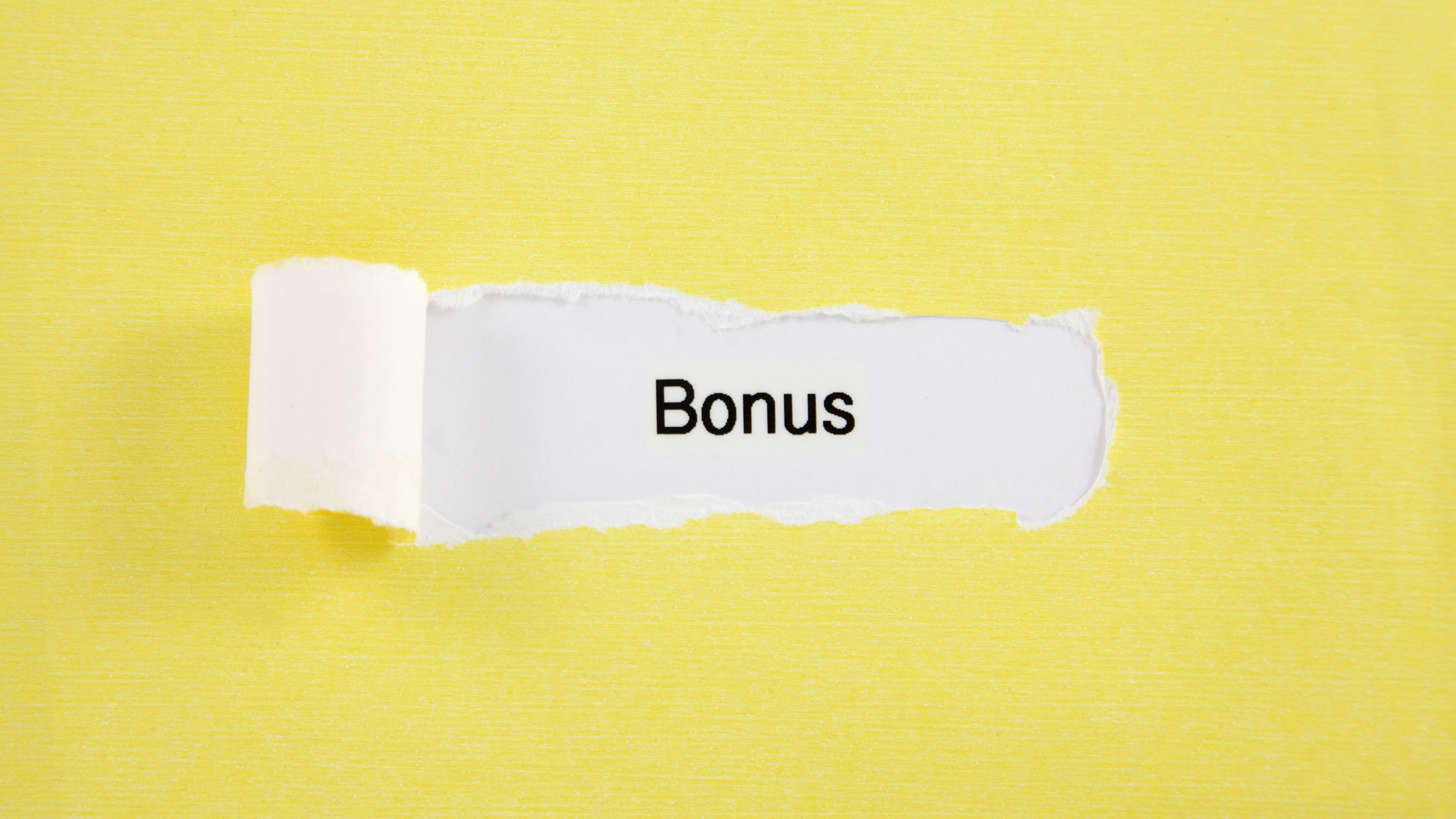 What Is a Bonus and Why Might an Employer Provide One?